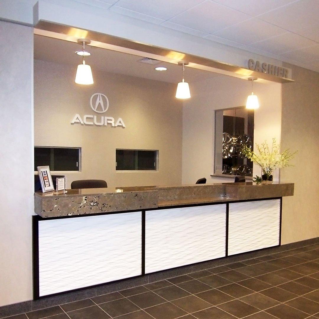 Acura Dealer Chicago Area: Ideation Studio